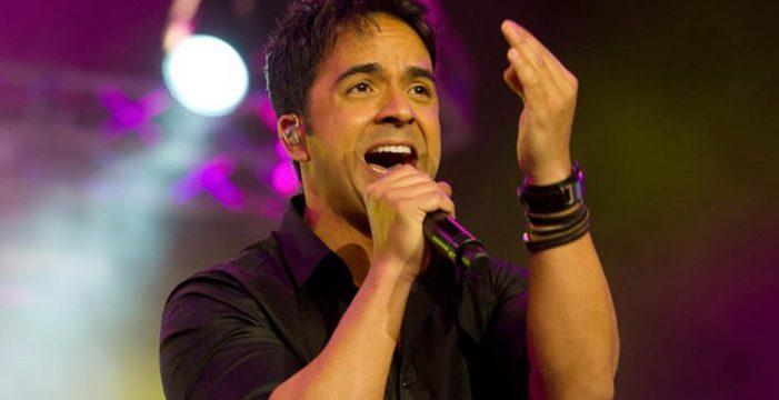 Luis Fonsi actuará el 23 de julio en Santa Cruz de La Palma
