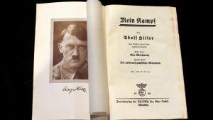 Mein Kampf. / REUTERS