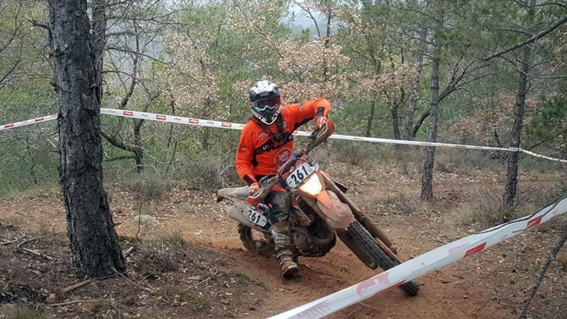 Miguel de la Rosa (KTM) Enduro