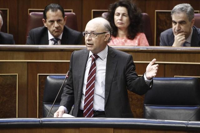 Cristóbal Montoro, ministro de Hacienda y Función Pública. / EP