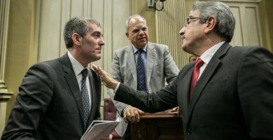 Un debate puente entre los congresos del PP canario y de CC