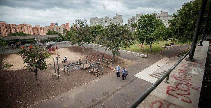 El parque canino de Las Indias se renovará este año