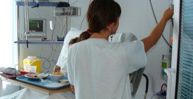 Prestación de riesgo para enfermeras embarazadas. EUROPA PRESS