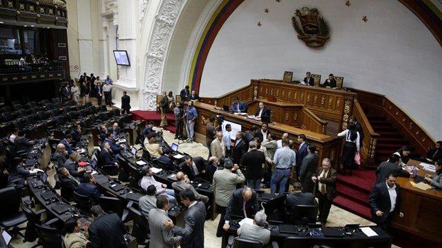 El Parlamento venezolano respalda la invocación de la Carta Democrática Interamericana