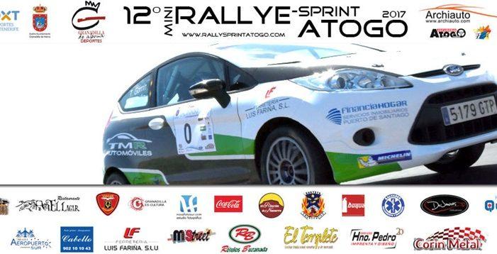 El Rally Sprint de Atogo, primera cita del Regional de la especialidad