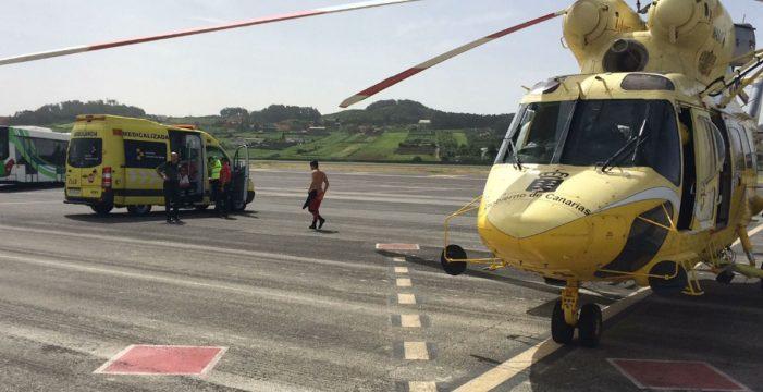 Rescatan el cuerpo de un fallecido en el mar de Tenerife