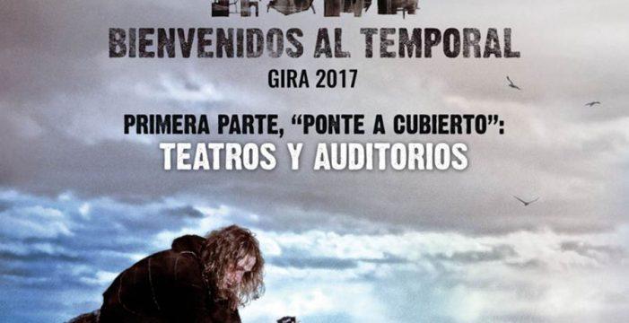 Robe (Extremoduro) actuará en noviembre en Tenerife