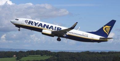 Ryanair cerrará durante 8 horas su web y app para actualizar sus sistemas