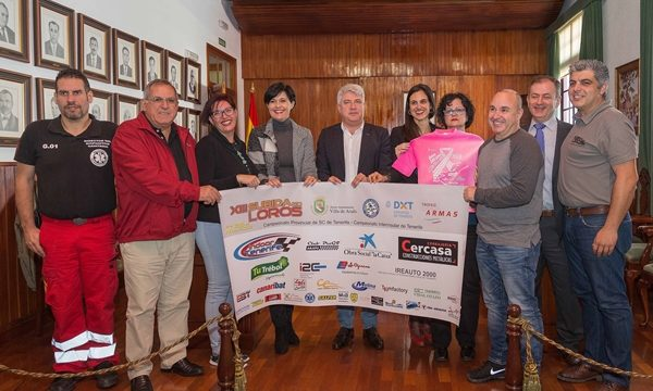 82 participantes en la XIII Subida a Los Loros