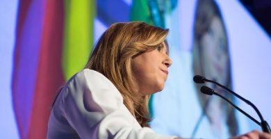 Susana Díaz | EUROPA PRESS