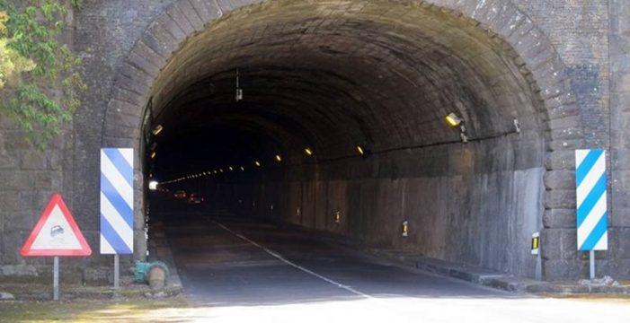 El Cabildo destina 2,4 millones de euros a poner en forma el túnel viejo de la cumbre