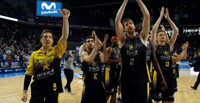 El Iberostar, a lograr un buen resultado en Lyon