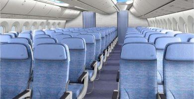 Air Europa cobra ocho euros por elegir asiento en vuelos a Canarias