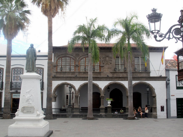Resultado de imagen de 525 aniversario de Santa Cruz de La Palma.