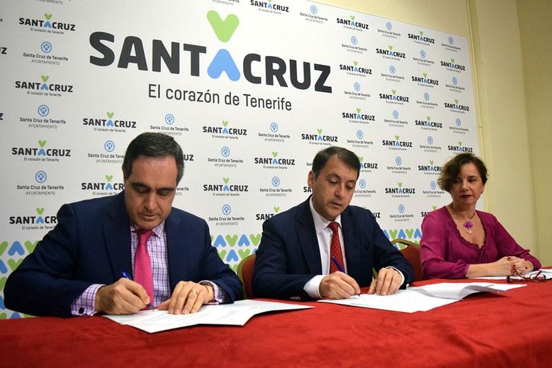 Santa cruz primer consistorio canario que asesora para la for Acuerdo devolucion clausula suelo