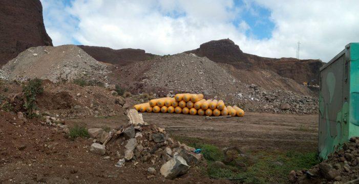 Aparecen 28 depósitos de plataformas petrolíferas en Taco