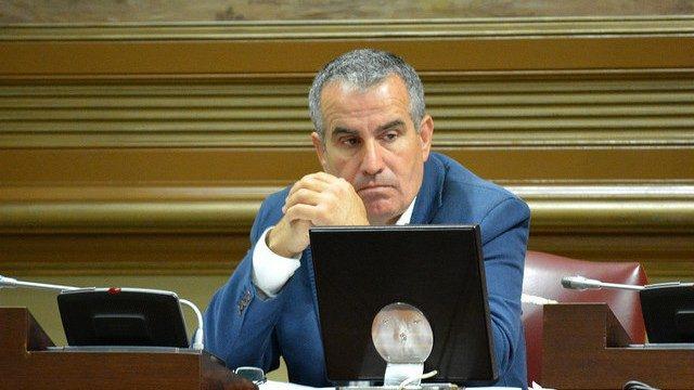 Mario Cabrera, elegido nuevo secretario general de CC en Fuerteventura