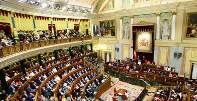 El Congreso tumba el decreto ley de reforma de la estiba