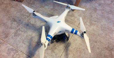 Detectan un dron ilegal en una prueba deportiva en Santa Cruz