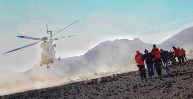 Finaliza la evacuación en el Teide tras la avería del teleférico