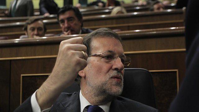 Rajoy dice que quiere terminar la legislatura