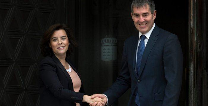 El Estado y el Gobierno de Canarias logran acuerdo en aspectos económicos REF
