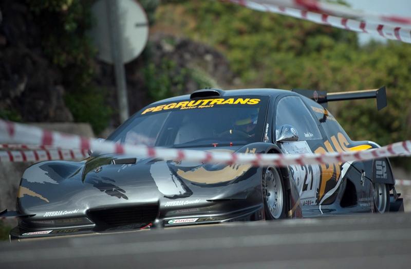Javier Afonso (Silver Car)