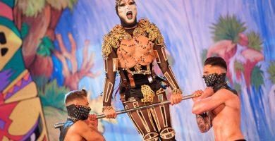 Drag Orgásmica se convierte en la primera 'Reinona' de Candelaria