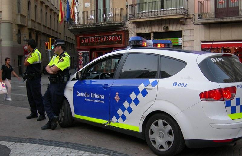 Guardia Urbana de Barcelona. Wikipedia