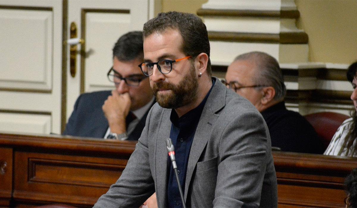 Resultado de imagen de Podemos Canarias Juan Márquez