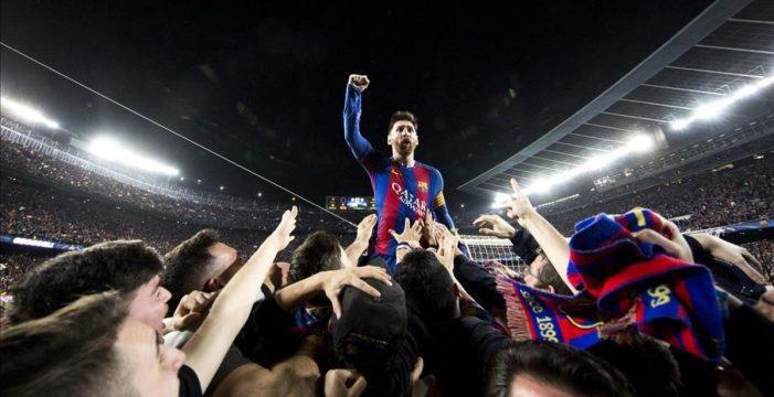 La foto de Messi que da la vuelta al mundo en las redes sociales