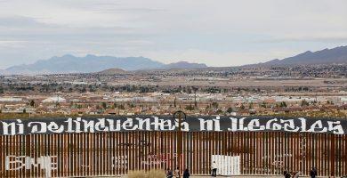 MURO MEXICO USA