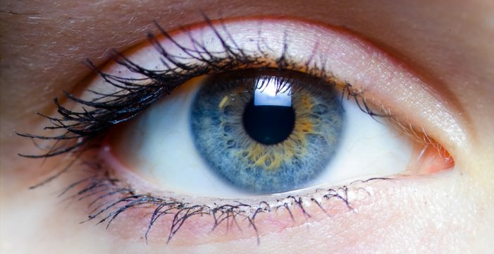 Las 'moscas volantes' en el ojo pueden causar problemas psicológicos