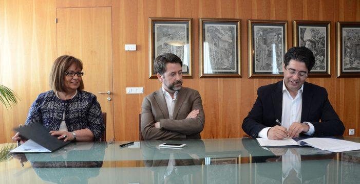 El Cabildo pone en marcha un centro para mayores dependientes en Guía de Isora