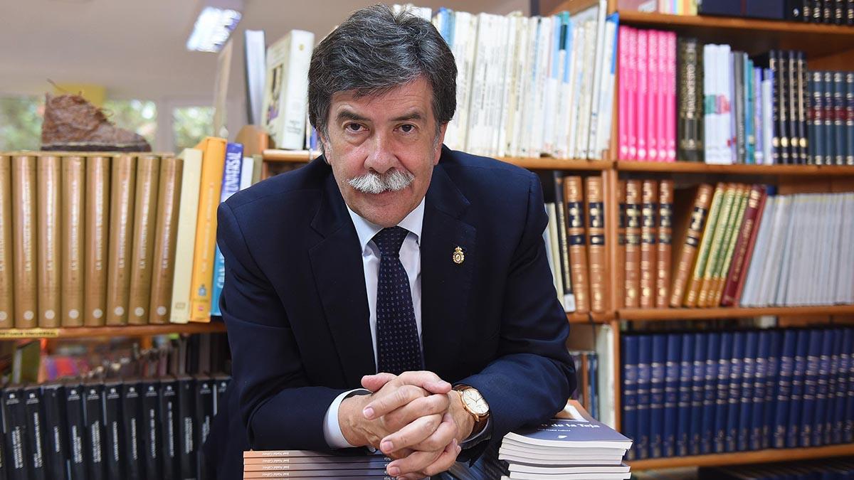 Javier Urra, psicólogo y ex defensor del Menor de la comunidad de Madrid. Sergio Méndez