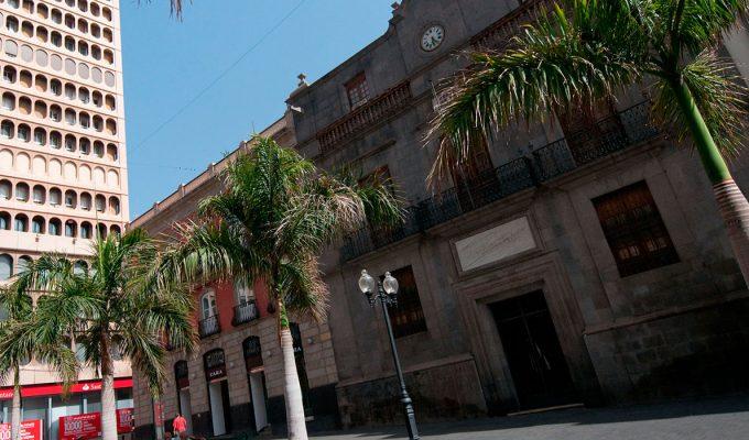 Patrimonio anuncia la inminente cesión del Palacio de Carta a Santa Cruz
