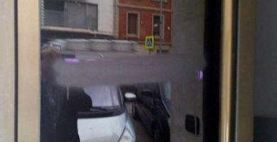 Atacada la sede de 'Podemos' de Arnedo
