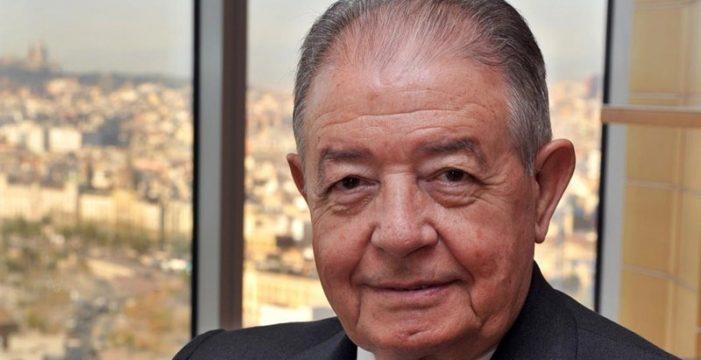 Muere Salvador Gabarró, presidente de Honor de Gas Natural Fenosa