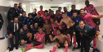 El Tenerife rompe la maldición del Carranza