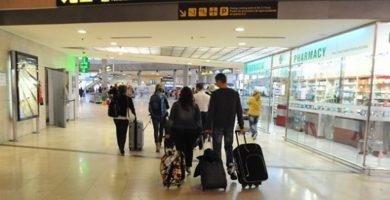 Imagen de archivo del aeropuerto Tenerife Norte. | DA
