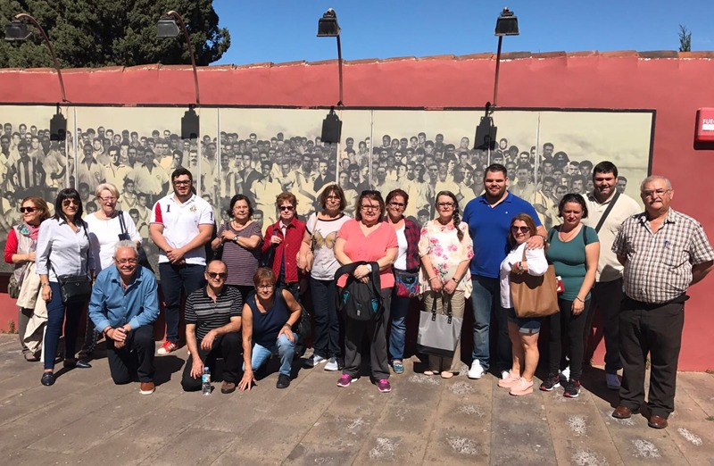 visita Museo Lucha Canaria