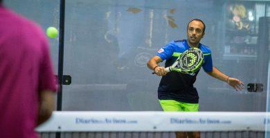 Álvaro Gutiérrez quiere un duelo fratricida en cuartos de final