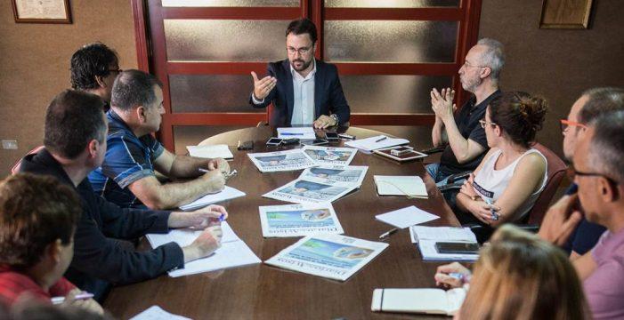 Antona asegura en DIARIO DE AVISOS que no gobernará con CC
