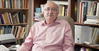 La ULL concede su Medalla de Oro al catedrático Antonio Tejera Gaspar