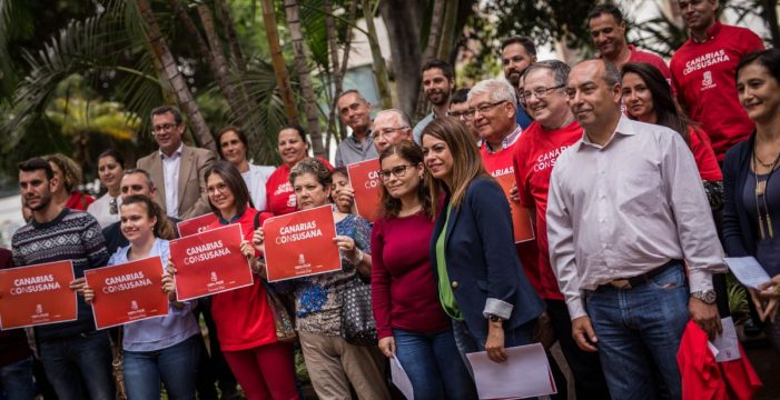 """Plataforma pro Susana Díaz, por que el PSOE """"recupere su razón de existir"""""""