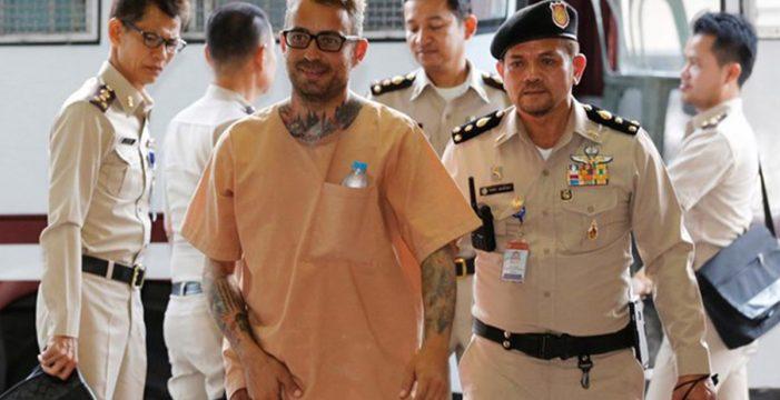 Condenado a muerte en Tailandia el español Artur Segarra por asesinato