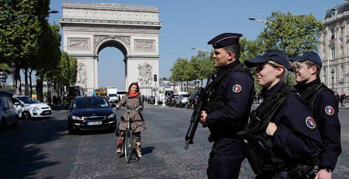 Estado Islámico asume la autoría del ataque en los Campos Elíseos de París