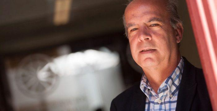 """Pérez Godiño: """"En absoluto me he planteado ser candidato a la Alcaldía"""""""