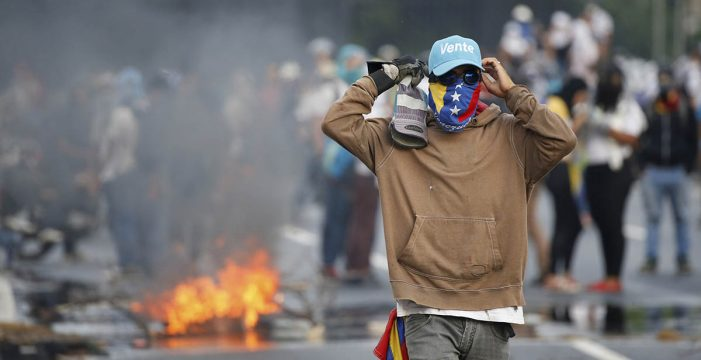 Ya son 14 los muertos por los disturbios en las protestas opositoras de Venezuela