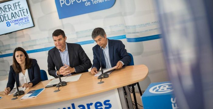 Díaz Guerra culpa a Bermúdez y Melchior de que Valleseco no tenga partida estatal
